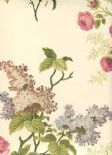 Waverly Cottage Wallpaper Emma's Garden 326139 By Rasch Textil For Brian Yates